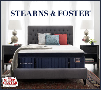 Stearns & Foster Mattress Showroom