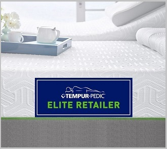 Tempur-Pedic Mattress Showroom