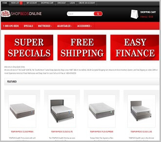 Shop Beds Online