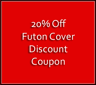 Free Futon Cover Coupon