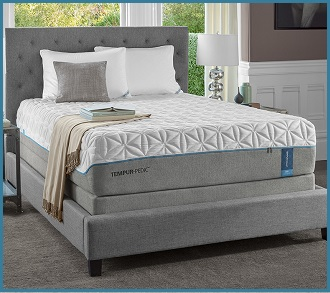 Tempur-Cloud Luxe by Tempur-Pedic