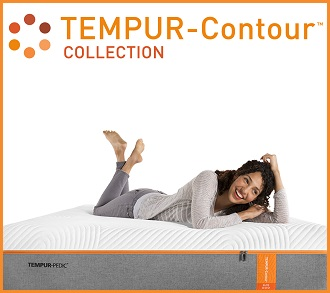 Tempur-Pedic Contour Collection Showroom